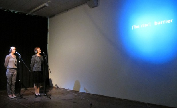 Nicoline van Harskamp, The Art of Listening, performance project