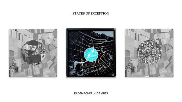 Rademacher de Vries, States of Exception, inzending eerste ronde Prix de Rome 2018_1